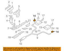 NISSAN OEM 02-06 Altima 3.5L-V6 Exhaust-Muffler Mount 206518J000