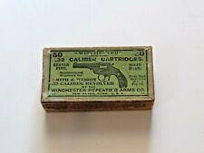 Antique Winchester .32 caliber Centerfire Bullet Box ( Empty )
