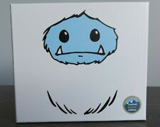 Abominable Toys Chomp BigfootVinyl Figure Signed by Connor McConnell