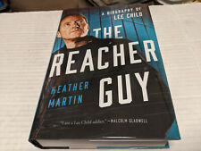 The Reacher Guy : A Biography of Lee Child by Heather Martin (2020, Hardcover)