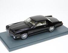 Cadillac Eldorado Coupé Coupe 1967 schwarz black noir nero negro NEO 44106 1:43