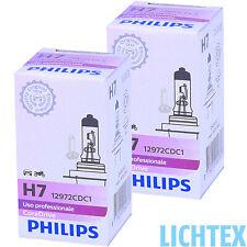 H7 PHILIPS Standard CoreDrive - Originalersatzteil Halogen Scheinwerfer Lampe
