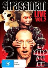 Strassman Live VOL. 2 THE CHUCK YOU TOUR : NEW DVD