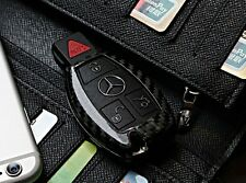 Smart Key Fob Remote Shell for Mercedes Benz AMG ALL Class GENUINE CARBON FIBER