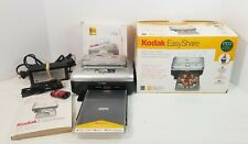 Kodak Easyshare PD3 Series 3 One Touch Photo Printer Dock Complete Untested