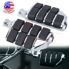 Highway Foot Pegs Rest Pedals For Harley Touring Electra Street Glide Road King