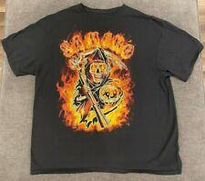 SONS OF ANARCHY Samcro T-Shirt MEN'S XL Motorcycle TV Show Biker Novelty Mens
