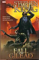 THE DARK TOWER Fall of Gilead by Stephen King (2011) Marvel Comics TPB 1st FINE