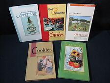 Food Writer's Favorites: Set of 5 Cook Books (Hardcover)