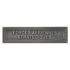 Agrafe pour médaille Ordonnance FORCES AÉRIENNES STRATÉGIQUES