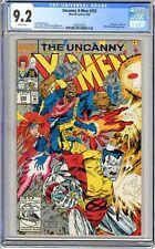 X-Men  #292  CGC   9.2   NM-   White pgs 2/92  Morlocks, Callisto & Mikhail Rasp