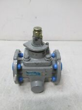 """Nordstrom Flowserve FLS Plug Valve 1"""" - 150 A105N 2762020 PA7V D1925 6FA STEEL"""
