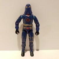 G.I. Joe ARAH 1983 1984 Hooded Cobra Commander Action Figure NICE+++!!!