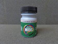 1 Fluid Oz. Jar BNSF Silver Model Train Paint - Badger #16-195 vmf121