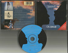 MICHAEL JACKSON w/ JANET Scream 6TRX w/ RARE MIXES & EDIT USA LIMITED CD single