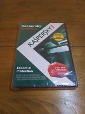 NEW SEALED KASPERSKY LAB ANTI-VIRUS WINDOWS 7 2010 Spyware Internet Security