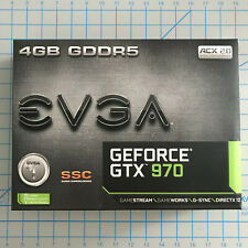 EVGA GeForce GTX 970 ssc 4GB GDDR5