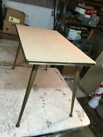 Vintage '60 Mid Century Danish Modern  Coffee Table 30in x 18in x 21in tall