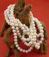Langer Perlenstrang mit Akoya Perlen
