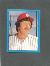 1982 O-Pee-Chee Baseball Sticker Mike Schmidt #74 Philadelphia Phillies *MINT*