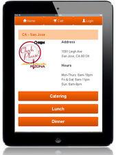 Restaurant Online Order Mobile App
