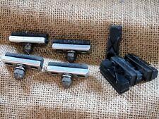 Campagnolo Record Super Record brake block holders/ new Weinmann Brev blocks