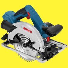 Bosch Professional Scie Circulaire Manuelle avec Batterie Gks 18v-57 G Solo sans