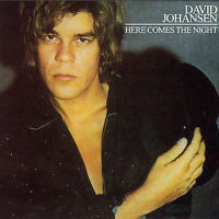 FREE US SHIP. on ANY 3+ CDs! NEW CD David Johansen: Here Comes the Night