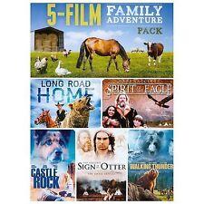 5-Film Family Adventure Pack, Vol. 1 (DVD, 2014)