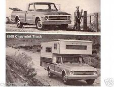 1968 Chevrolet Pick Up Truck  Refrigerator Magnet