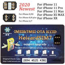 Sim Unlock chip turbo Card for iPhone 11 Max/Xs/X/8/8 plus/7/6s/11 Pro/Xr
