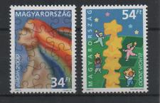 D313 Hongarije 4596/97 postfris Cept