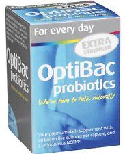 Optibac probióticos durante cada día fuerza Extra - 30 Cápsulas