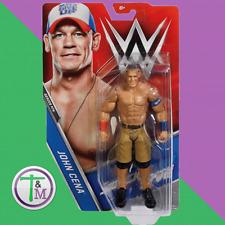 WWE John Cena Smackdown MATTEL BÁSICO SERIE 74 Luchador Lucha Libre Action Figure