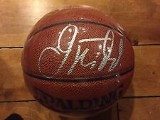 Jason Kidd autographed Spalding NBA Basketball signed nets mavs suns bucks knick