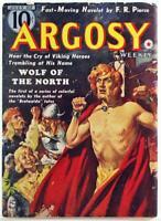 Argosy Weekly July 20, 1940 Pulp Magazine, F.R. Pierce, Philip Ketchum