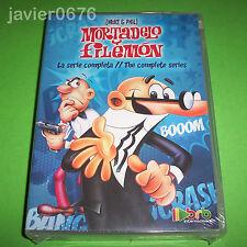 MORTADELO Y FILEMON LA SERIE COMPLETA EN DVD PACK NUEVO Y PRECINTADO
