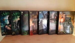 DVD Arrow, 1-7 stagioni