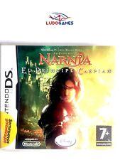 Narnia El Principe Caspian PAL/SPA Nintendo DS Juego Completo Mint State Retro
