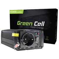 GC® 300W/600W Spannungswandler Wechselrichter 24V auf 230V Power Inverter USB