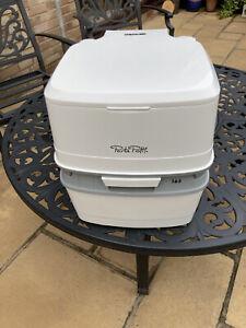 BRAND NEW - Thetford PORTA Potti 165 - 92806 Flushable Camping Toilet