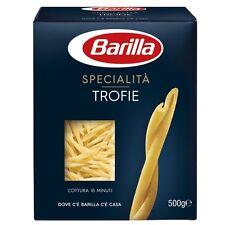 5x Pasta Barilla Specialità Trofie liguri italienisch Nudeln 500 g pack