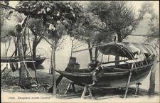Locarno Italy Rivapiana Presso Locarno c1910 Postcard