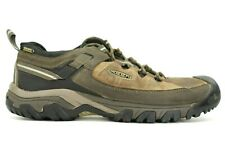 Keen Mens Targhee III Leather Outdoor WP Low Hiking Shoes Size US 14 EU 47.5