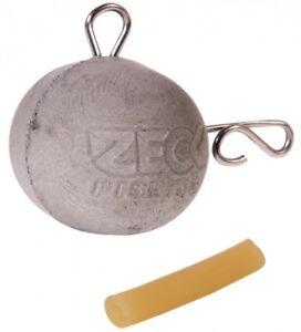 Zeck Fishing Heavystone Snap Fireball Wallerblei bleifrei verschiedene Gewichte