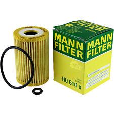 Original MANN-FILTER Ölfilter Oelfilter HU 610 x Oil Filter