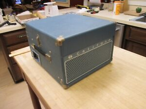 VINTAGE CALIFONE 1430K RECORD PLAYER 78,33,45,16 , Working