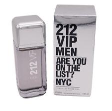 212 VIP by Carolina Herrera 6.8 oz EDT Cologne for Men Brand New In Box