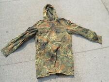"German Army Flecktarn Camouflage Parka USED sz 2X-Large 50""-52"""