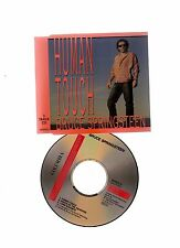 ☆☆ BRUCE SPRINGSTEEN HUMAN TOUCH   CD SINGLE EX/EX CONDITION ☆☆